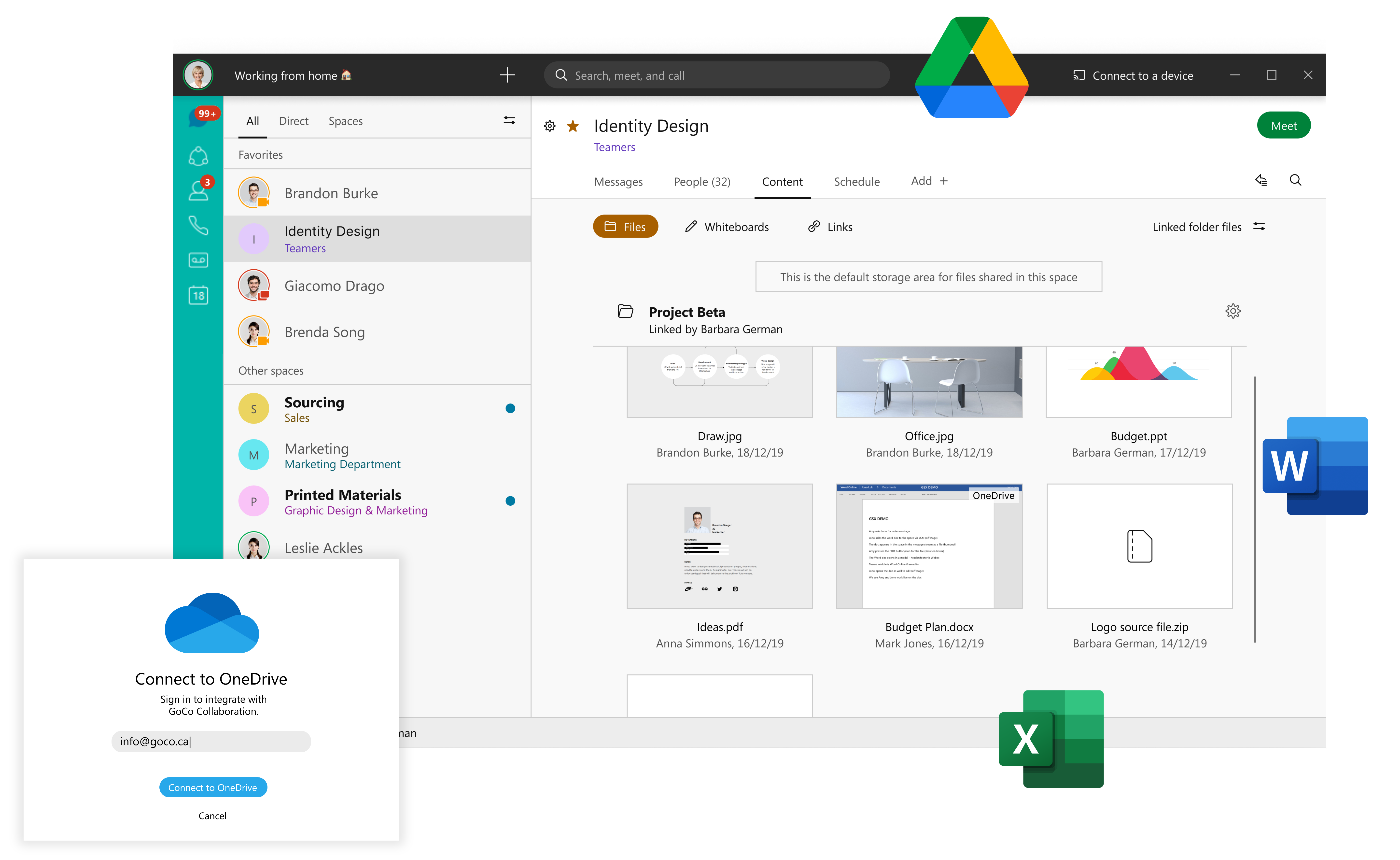 WebEx File Sharing